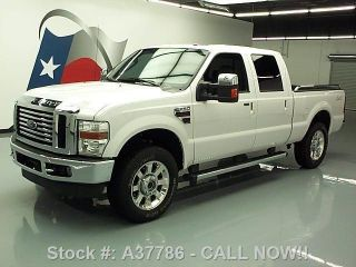 2010 Ford F - 250 Lariat Crew 4x4 Diesel 28k Texas Direct Auto photo