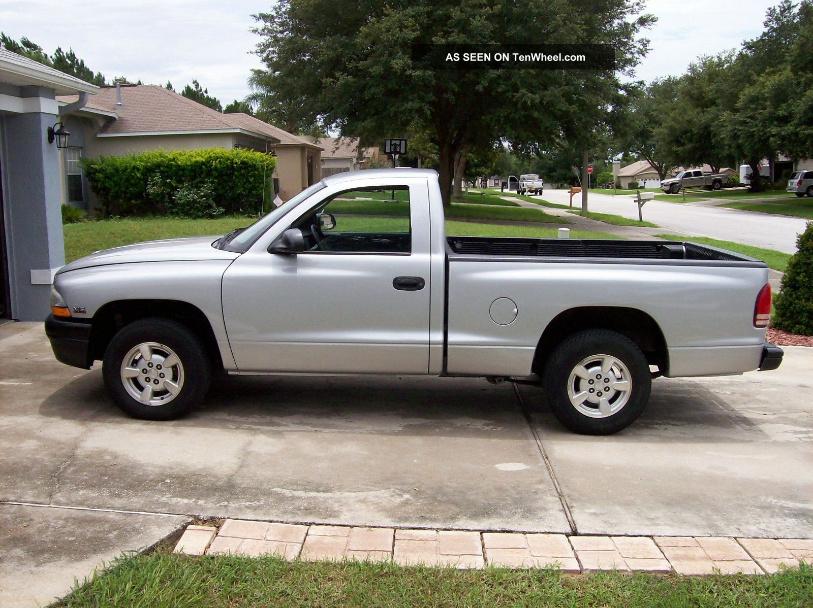 2013 Dodge Dakota Diesel