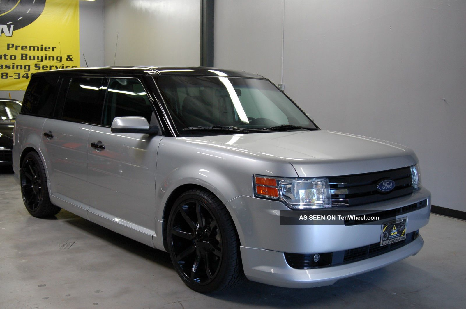 2011 ford flex sel by galpin auto sports gas. Black Bedroom Furniture Sets. Home Design Ideas