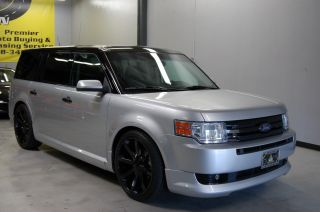 2011 Ford Flex Sel By Galpin Auto Sports (gas) photo