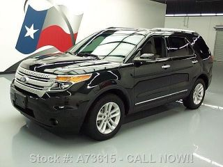 2011 Ford Explorer 4x4 7 - Passenger Alloy Wheels 27k Mi Texas Direct Auto photo