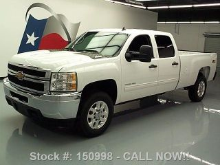 2012 Chevy Silverado 3500hd Lt Crew Z71 4x4 Longbed 29k Texas Direct Auto photo