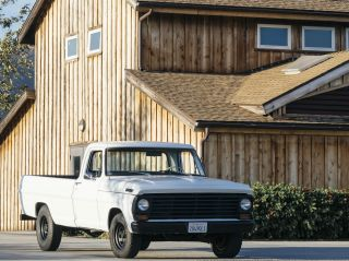 1967 Ford F - 250 Pickup photo