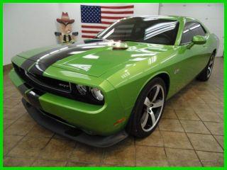 2011 Srt8 6.  4l V8 16v Automatic Rwd Coupe Premium photo