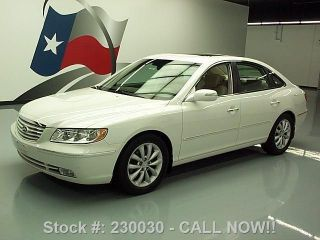 2007 Hyundai Azera Ltd Only 58k Texas Direct Auto photo