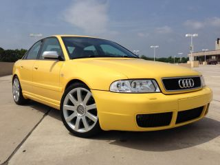 2000 Audi S4 Epl Stage 3 Tuned Tiptronic photo