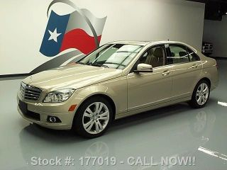 2011 Mercedes - Benz C300 P1 Luxury Awd 36k Texas Direct Auto photo