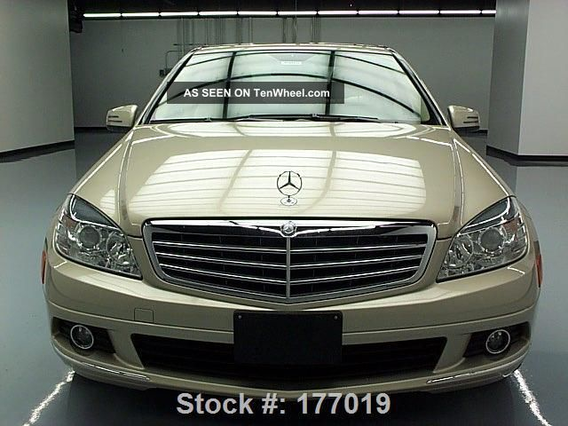 2011 mercedes benz c300 p1 luxury awd 36k texas direct auto. Black Bedroom Furniture Sets. Home Design Ideas