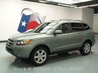 2007 Hyundai Santa Fe Limited Htd 84k Texas Direct Auto photo