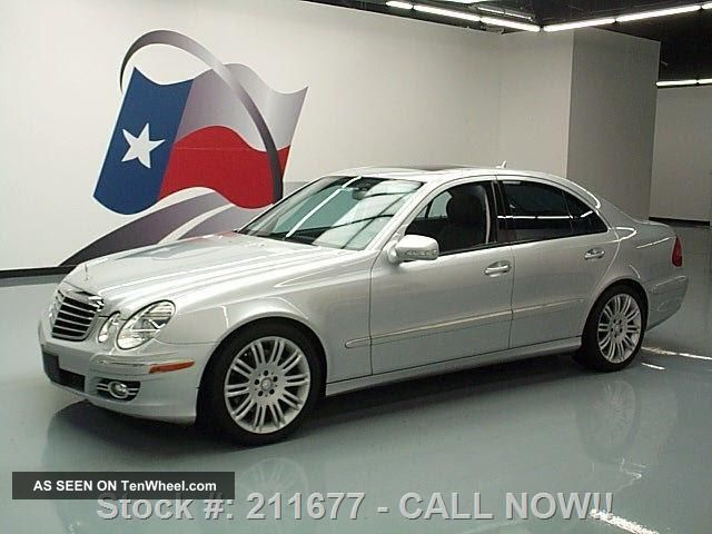 2008 mercedes benz e350 sport 39k mi texas direct auto for Mercedes benz novi michigan