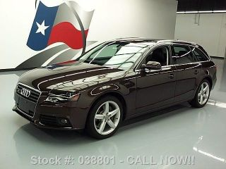 2011 Audi A4 Quattro Avant Prestige Awd Pano Roof Texas Direct Auto photo