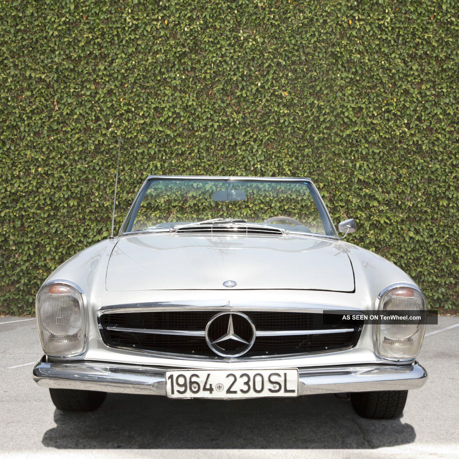 1964 230sl mercedes benz for 1964 mercedes benz 230sl