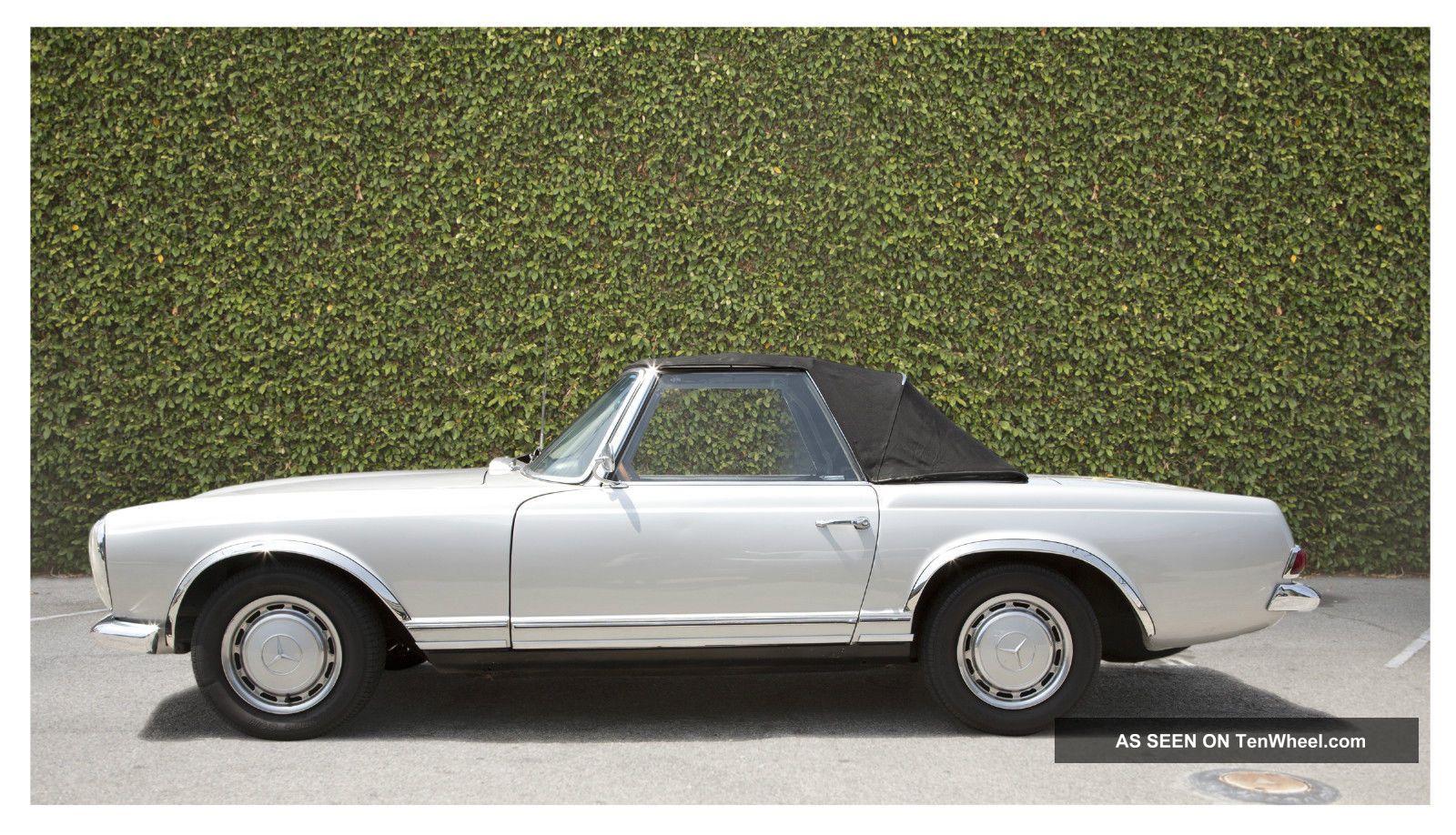 1964 230sl mercedes benz for 1964 mercedes benz