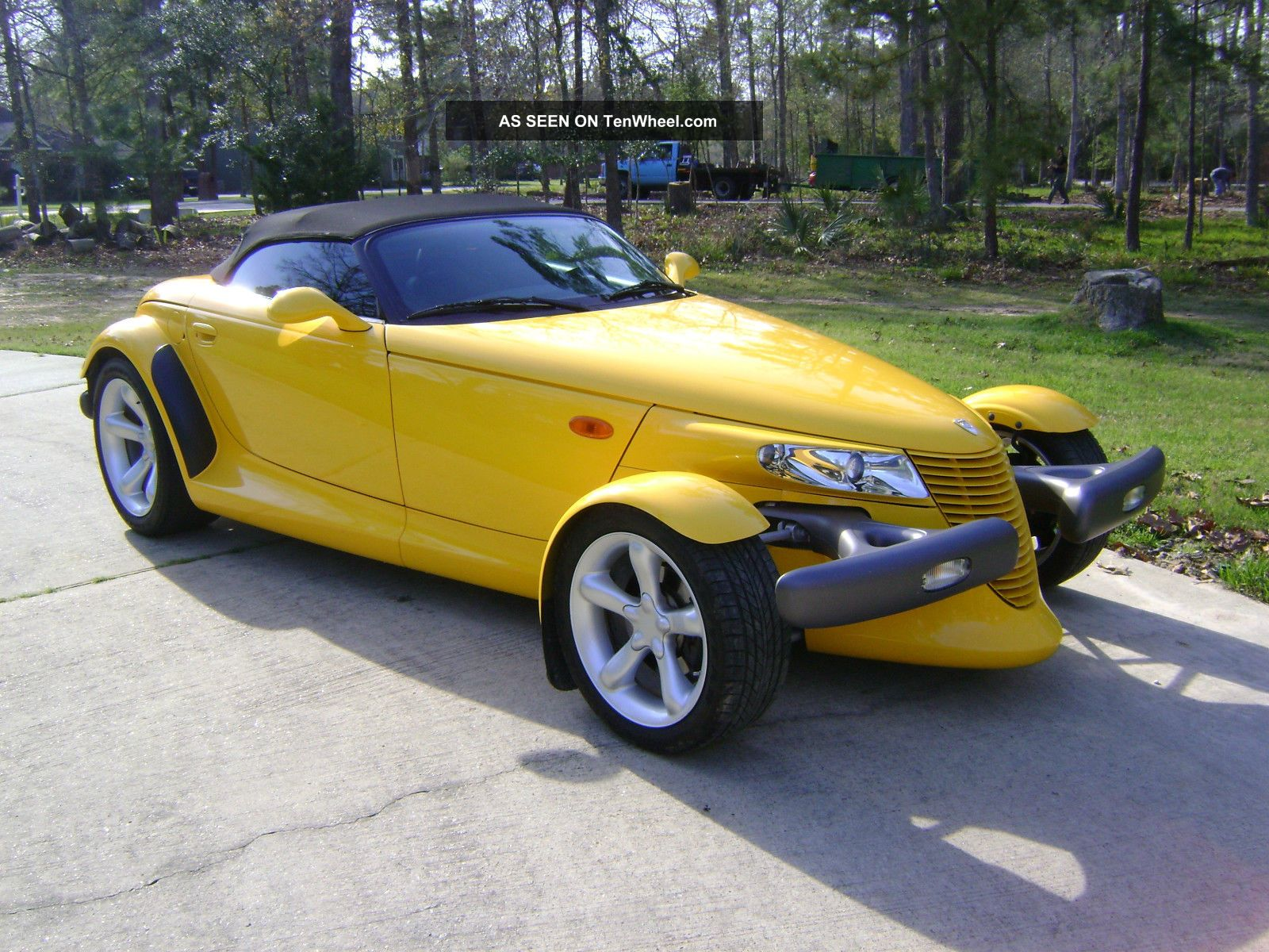 1999 Plymouth Prowler Prowler photo