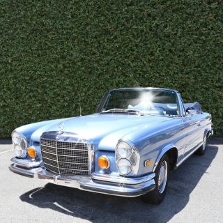 1970 280se Mercedes Benz photo