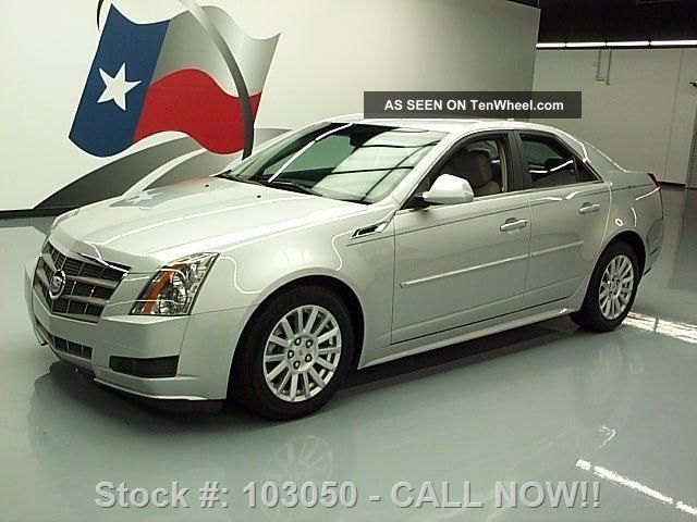 2011 Cadillac Cts4 Luxury Awd Htd 39k Texas Direct Auto CTS photo
