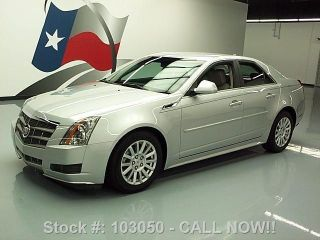 2011 Cadillac Cts4 Luxury Awd Htd 39k Texas Direct Auto photo