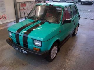 1989 Fiat 126 Maluch (import) photo