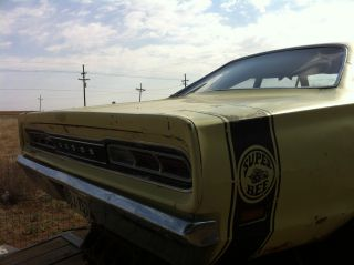 1969 Dodge Superbee photo