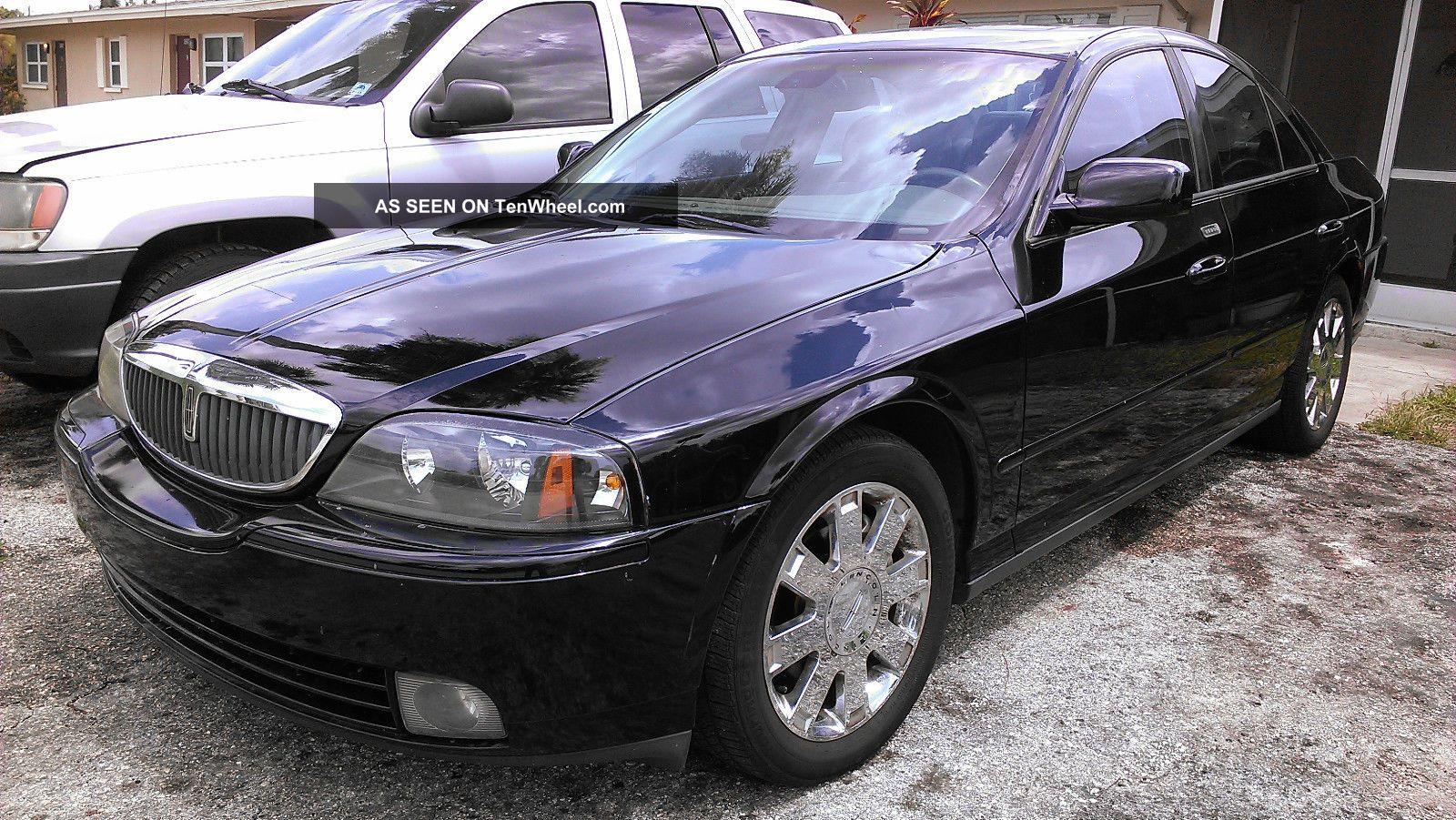 2003 Lincoln Ls Lse Sedan 4 - Door 3.  9l LS photo