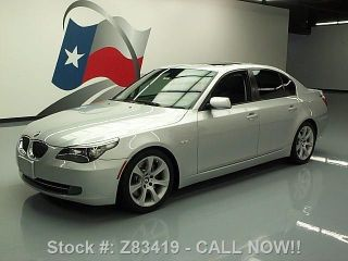 2008 Bmw 535i Sport Sedan 50k Texas Direct Auto photo