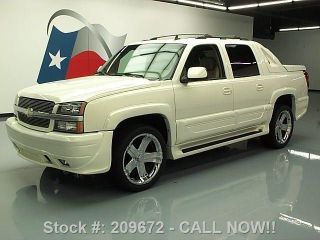 2006 Chevy Avalanche Southern Comfort 22 ' S 38k Texas Direct Auto photo