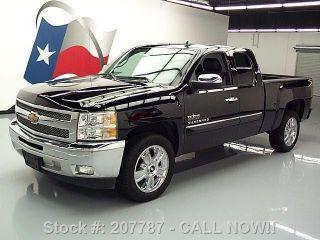 2012 Chevy Silverado Lt Ext Texas Ed 20 ' S 33k Texas Direct Auto photo