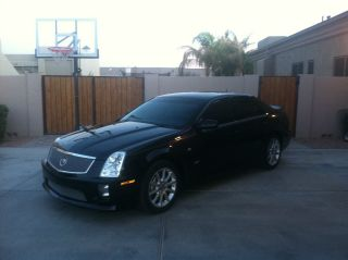 2006 Cadillac Sts V Sedan 4 - Door 4.  4l D3 Performance Upgrades photo