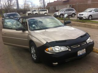 2003 Chevrolet Monte Carlo Ls Competition Coupe 2 - Door 3.  4l photo