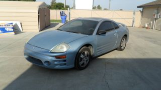 2003 Mitsubishi Eclipse Gs Coupe 2 - Door 2.  4l photo