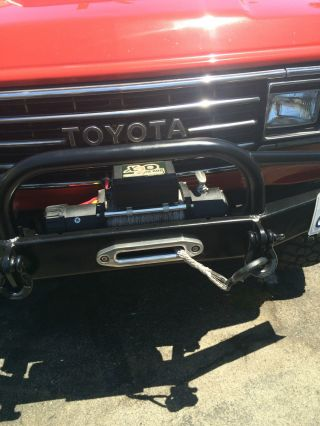 1989 Toyota Land Cruiser Tlc Fj62 $20k Invested Old Man Emu Sus.  Ready To Rock photo