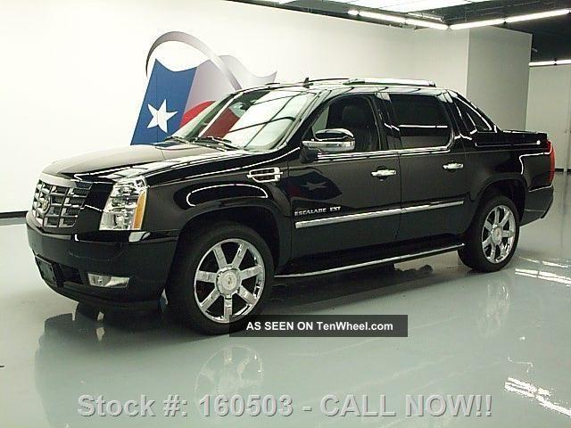 2011 Cadillac Escalade Ext Luxury Awd 36k Texas Direct Auto Escalade photo