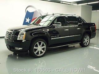 2011 Cadillac Escalade Ext Luxury Awd 36k Texas Direct Auto photo