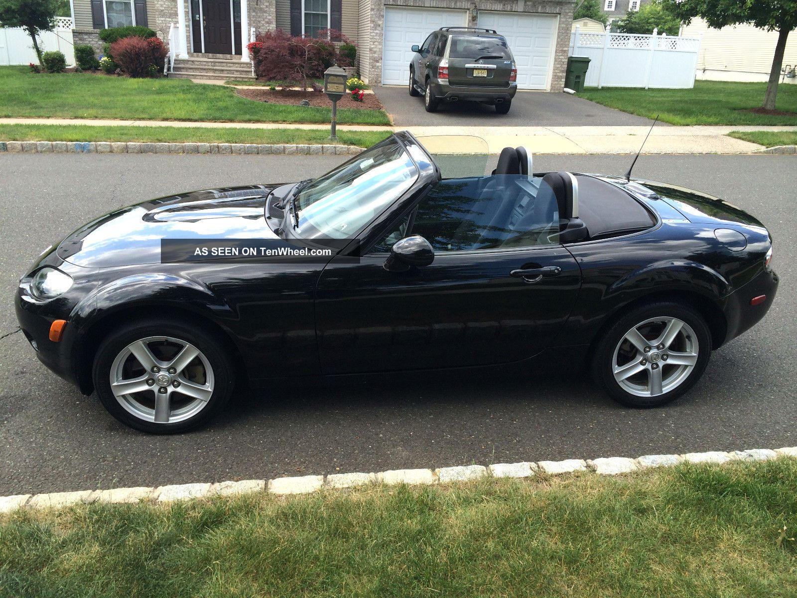 2006 mazda mx 5 miata sport convertible 2 door 2 0l. Black Bedroom Furniture Sets. Home Design Ideas