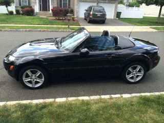 2006 Mazda Mx - 5 Miata Sport Convertible 2 - Door 2.  0l photo