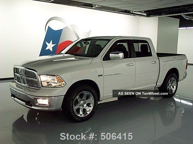 2011 Dodge Ram Laramie Crew Hemi 20 39 S 31k Texas Direct Auto
