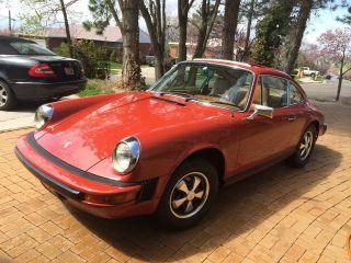 1976 Porsche 912e photo