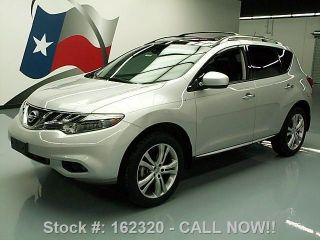 2011 Nissan Murano Le Awd 40k Texas Direct Auto photo