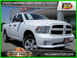 2013 Tradesman / Express 5.  7l V8 16v Automatic 4wd Pickup Truck photo