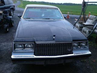 1983 Buick Regal Limited Coupe 2 - Door 4.  1l photo