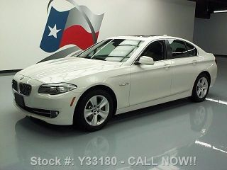 2013 Bmw 528i Sedan Auto 26k Texas Direct Auto photo