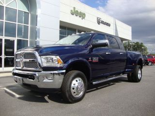 2014 Dodge Ram 3500 Mega Cab Laramie - Aisin 4x4 Lowest In Usa Us B4 You Buy photo