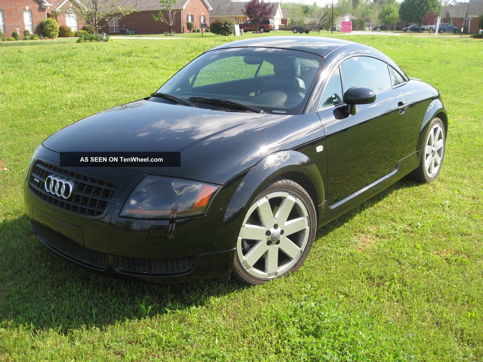 2003 audi tt quattro base coupe 2 door 1 8l. Black Bedroom Furniture Sets. Home Design Ideas
