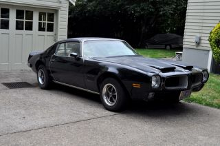 1971 Pontiac Firebird V8 Automatic For Restoration photo
