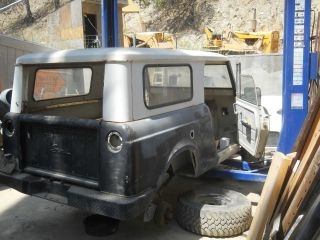1966 Ih International Scout 800 photo