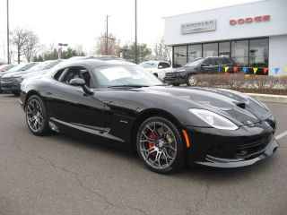 2014 Srt Viper Gts Venom Black - Exterior Carbon Fiber Package photo