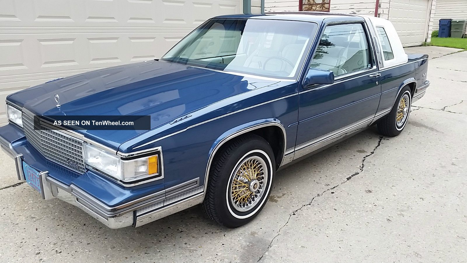 1988 cadillac coupe deville. Cars Review. Best American Auto & Cars Review
