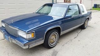 1988 Cadillac Coupe Deville photo