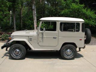 1977 Toyota Land Cruiser Fj40 Rust Az Cruiser photo