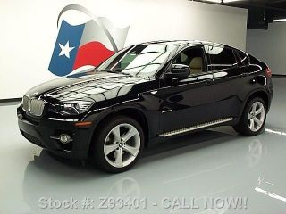 2009 Bmw X6 Xdrive50i Awd Sport Turbo 48k Texas Direct Auto photo